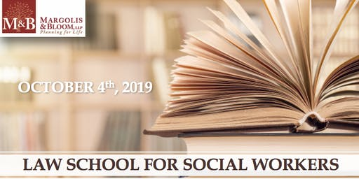 2019 Law School for Social Workers