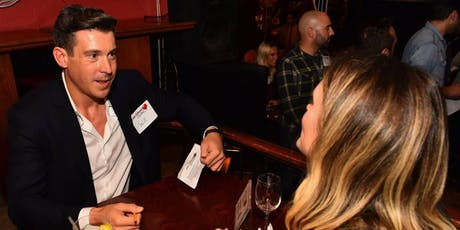 Cougar Speed Dating for women 35+ that want to date younger men 28-34 tickets