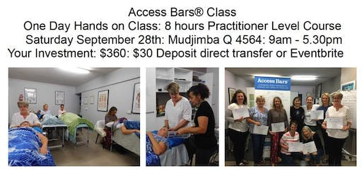 Learn Access Consciousness Bars® Sept 28 Mudjimba Qld 4564