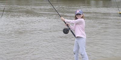 Krank for LCC - Fishing by the River at Tygum Lagoon