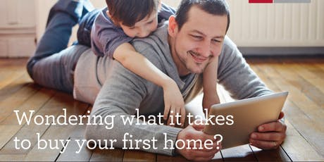 Free Workshop: Wondering What it Takes to Buy Your First Home? tickets