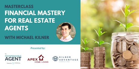 Financial Mastery for Real Estate Agents tickets