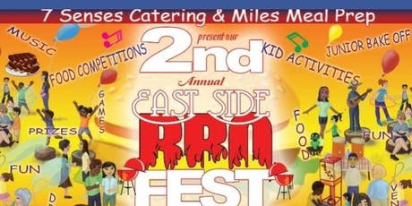 2nd Annual East Side BBQ Festival tickets