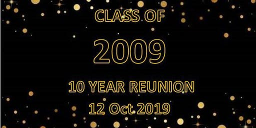 Pilgrim High School 10 Year Reunion