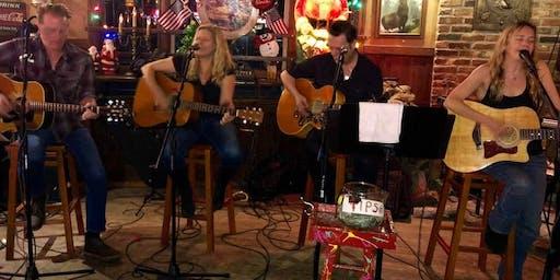 8:30pm - Songwriters in the Round Ft. Danny Uzi, Chrissy Lynne, Erik Smyth