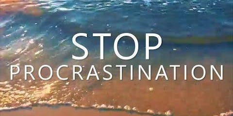 14-Day No More Procrastination Challenge