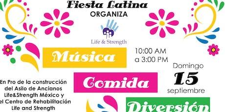 Fiesta Latina tickets