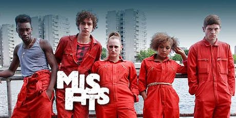 Misfits TV series Fandom Meeting tickets