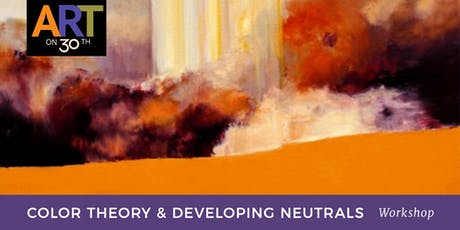 """SAT - """"Color Theory & Developing Neutrals"""" Workshop with Julia San Roman tickets"""