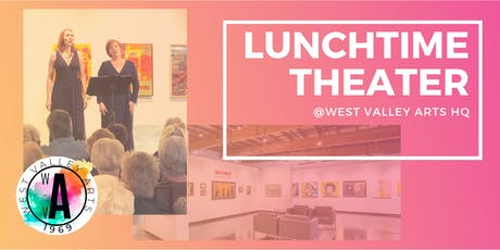 Lunchtime Theater Phoenix Opera: Let Us Entertain You tickets
