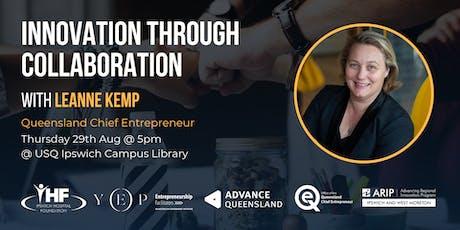 Innovation through Collaboration tickets