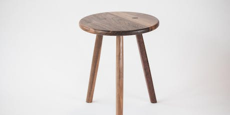 Intro to Furniture - Three Legged Stool tickets