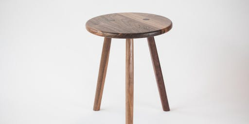 Intro to Furniture - Three Legged Stool