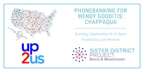 Weekend of Action: Phonebank for Wendy Gooditis (Chappaqua) tickets