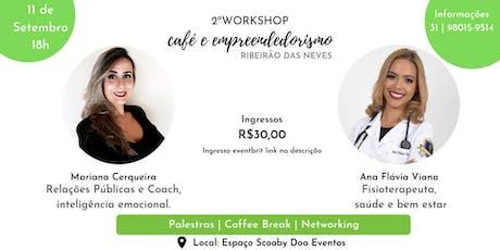 2º Workshop Café e Empreendedorismo ingressos