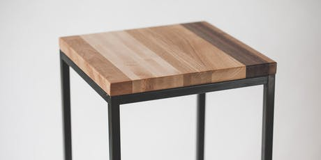 Intro to Furniture - Side Table tickets