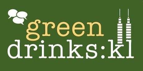 Green Drinks KL: River Conservation tickets