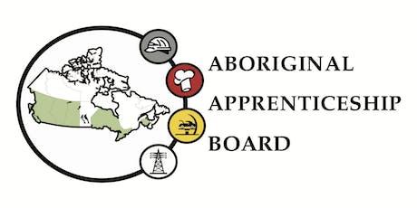 2019 Aboriginal Apprenticeship Board Conference tickets