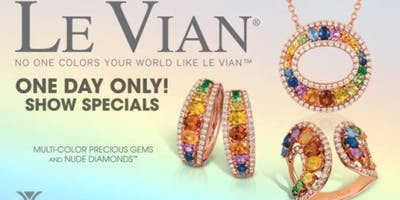 Le Vian Jewelry Trunk Show