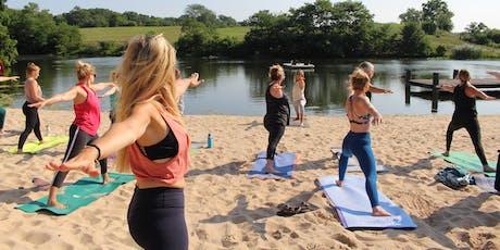 Paddle Board Yoga Tickets, Sun, Sep 22, 2019 at 11:30 AM