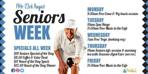 Come & Try Bowls Session
