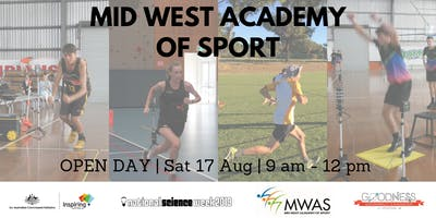 Mid West Academy of Sport – Open Day