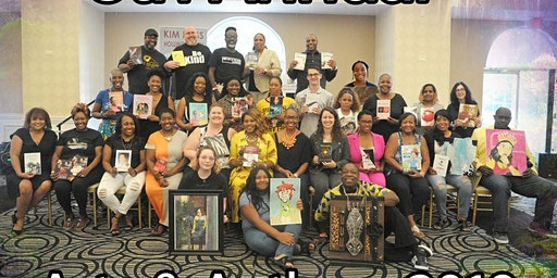 2020  Arts & Authors Extravaganza