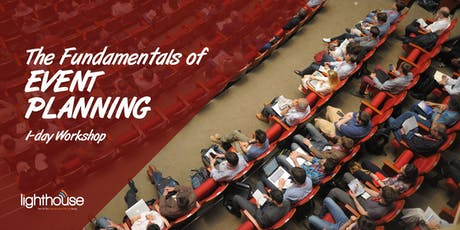 The Fundamentals of Event Planning tickets