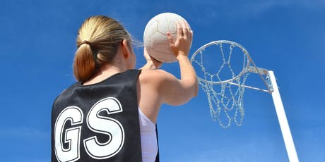 Term 4 Netball 5-10 yr olds (Saturdays) tickets