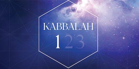 KABUNOPOL19 | Kabbalah 1 - Curso de 10 clases | Polanco | 3 de Octubre entradas