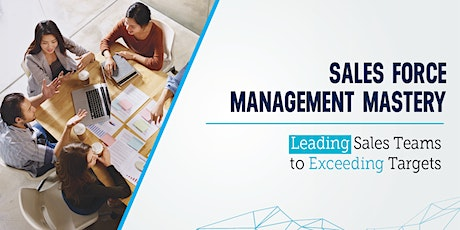 Sales Force Management Training tickets