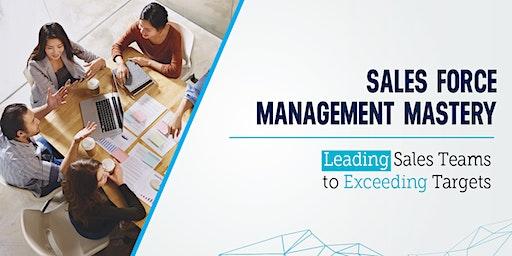Sales Force Management Training
