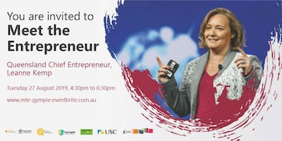 Meet the Chief Entrepreneur