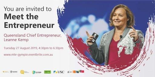 Meet the Chief Entrepreneur