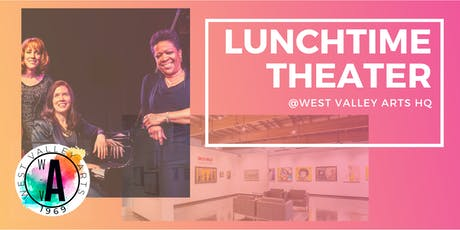 Lunchtime Theater presents We 3 Vintage Jazz Vocals tickets