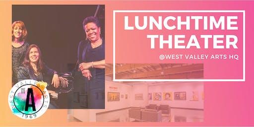 Lunchtime Theater presents We 3 Vintage Jazz Vocals