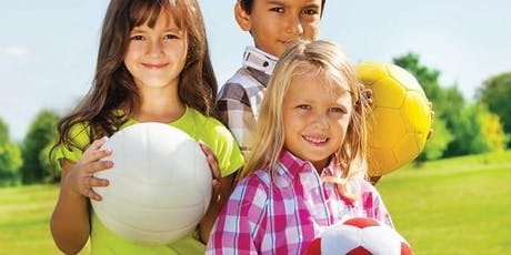 Term 4 Multisports Program 3-5 yr olds - Saturdays tickets