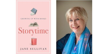 Jane Sullivan author event tickets