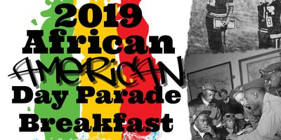 2019 African American Day Parade Breakfast