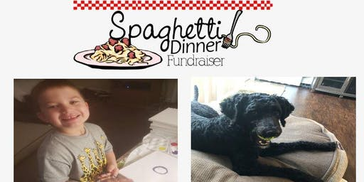 Sammy's Response Dog - Spaghetti Dinner Fundraiser