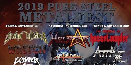 Pure Steel Metalfest 2019  tickets