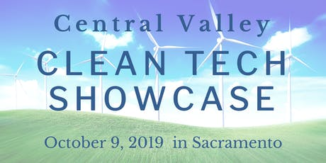Central Valley Clean Tech Showcase tickets