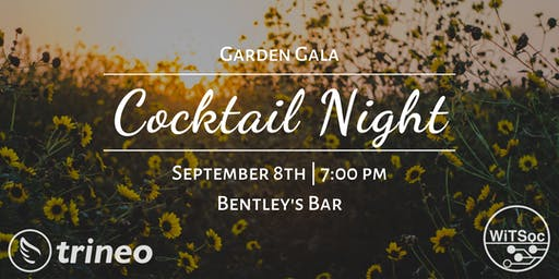 WiTSoc Cocktail Night: Garden Gala