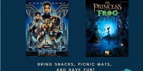 Monday Movies @ Gateway Mall Lawn (The Princess & The Frog) tickets