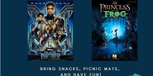 Monday Movies @ Gateway Mall Lawn (The Princess & The Frog)