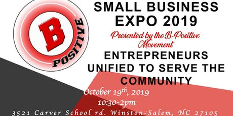 BPositive Small Business Expo tickets