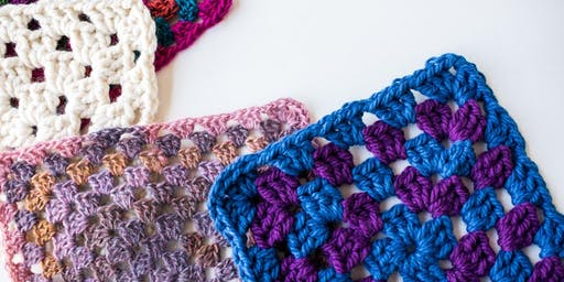 Make It Take It! Crochet Granny Squares