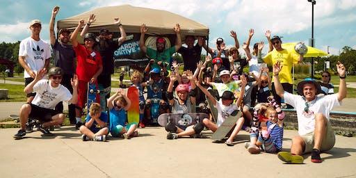 Skateboarding is Positive: Beginner Group Lessons (August 25th)