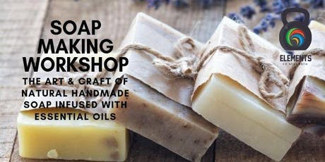 Soap Making With Essential Oils tickets
