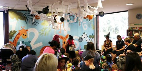 Halloween Fun for 4-12 Year olds tickets